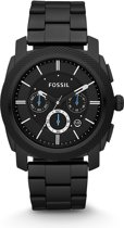 Fossil FS4552 - Horloge - Zwart - Ø 45 mm