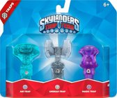 Skylanders Trap Team: Triple Trap Pack - Air Trap + Undead Trap + Magic Trap