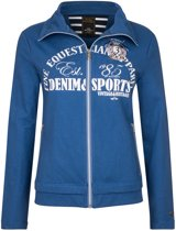 Sweat Jacket Fardau Ink Blue S
