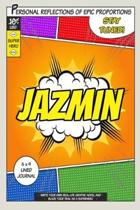 Superhero Jazmin