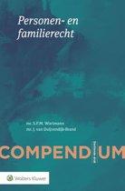 Compendium van het personen- en familierecht