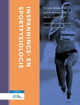Omslag van 'Inspannings- en sportfysiologie'