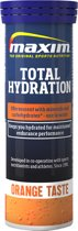4x Maxim Total Hydration - Orange tablets