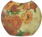 Vincent van Gogh: Zonnebloemen - Vaas