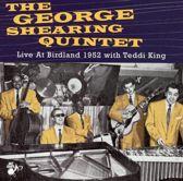 The Live at Birdland 1952 With Teddi King