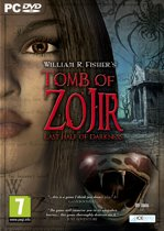 Last Half of Darkness, Tomb of Zojir (DVD-Rom) - Windows