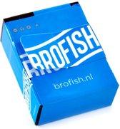 Brofish Accu - Oplaadbare Batterij voor GoPro Hero3 en Hero3+