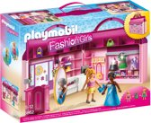 PLAYMOBIL Fashion Girls Meeneem Fashionshop - 6862
