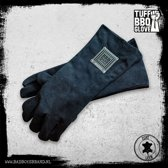 Tuff BBQ Gloves - BBQ Handschoen - BadBoysBrand - 100% Made in Jail