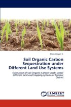Soil Organic Carbon Sequestration Under Different Land Use Systems