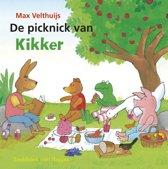 Boek cover Kikker - Picknick van Kikker van Max Velthuijs (Onbekend)