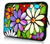 iPad hoes bloemen - Sleevy