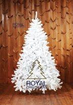 Witte Kunst Kerstboom Maine Wit 180 cm - 847 Takken