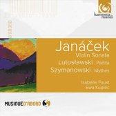 Isabelle Faust - Violin Sonatas