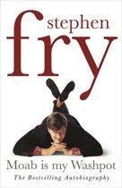 Boek cover Moab Is My Washpot van Stephen Fry