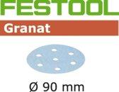 Festool Schuurschijf Granat Stf 90mm K80 50
