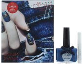 Ciaté denim manicure Nail Art kit