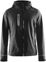 Craft Cortina Softshell Jacket men black xxl