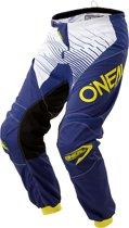O'Neal Kinder Crossbroek Element Racewear Blue/Yellow-26