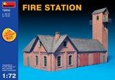 Miniart - Fire Station (Min72032)