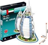 3D Puzzel Burj Al Dubai 17Dlg.