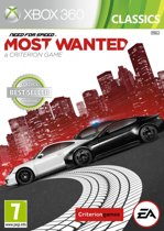Need For Speed Most Wanted - Limited Edition (2012) /X360