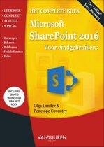 Het complete boek - SharePoint 2016