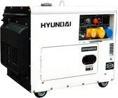 Hyundai diesel stand-by generator / aggregaat – 5300 Watt