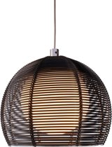 Zoomoi Filo Ball - Hanglamp - Metaal - Zwart