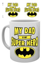 Batman Dad Superhero - Mok