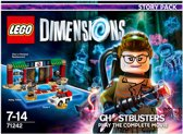 LEGO Dimensions: Ghostbusters - Story Pack 71242