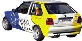 Dietrich AutoStyle Dietrich Achterbumper Volkswagen Polo A02 1991-1994