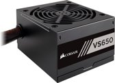 Corsair CP-9020172-EU power supply unit 650 W ATX Zwart