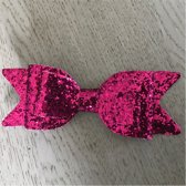 Glitter Strik XXL - Roze
