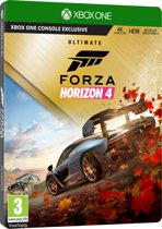 Forza Horizon 4 (Ultimate edition) - Xbox One