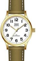 Q&Q heren horloge C214J811