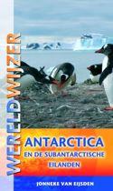 Wereldwijzer - Antarctica