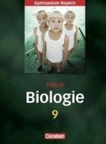 Fokus Biologie 9. Jahrgangsstufe. Schülerbuch. Gymnasium Bayern