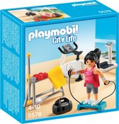 Playmobil Fitnessruimte  - 5578