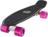 Penny Skateboard Ridge Retro Skateboard Black/Pink