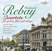 Rebay: Quartets For Guitar, Flute A