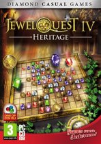 Diamond Jewel Quest 4: Heritage - Windows