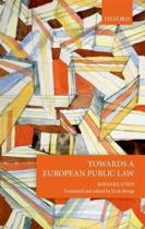 Towards a European Public Law