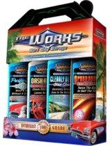 auto shampo pakket surf city garage
