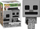 Funko Pop! Minecraft Skeleton Vinyl Figure - Verzamelfiguur