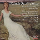 Piano Concerto 2, Violin Concerto