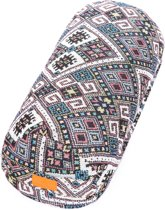 #DoYourYoga® - XL-Yogabolster »Tarik« - vulling: spelt van bio-kwaliteit - wasbaar en hoog zitcomfort - meditatiekussen Yoga-kussen slaaprol - NEW STYLE 3