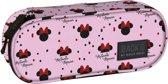 Disney Minnie Mouse Roze - Etui - 23 x 9 x 5,5 cm - Roze