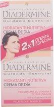 Diadermine Nourishing Moisturizing Day Cream 50ml Set 2 Pieces