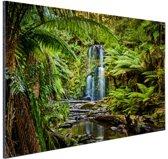 FotoCadeau.nl - Beauchamp watervallen Aluminium 60x40 cm - Foto print op Aluminium (metaal wanddecoratie)